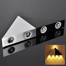 2020 5w warm white 5 led stair up down wall light spot