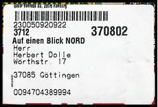 Philaseiten De Privatpost In Deutschland