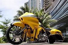 Modifikasi Harley Davidson by Modifikasi Motor Harley Davidson Road Glide Keren