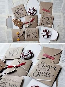 diy cookie envelope template 3 designs free pdf