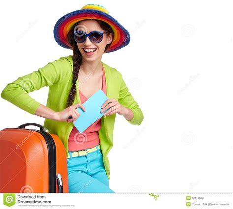Feminine Suitcase