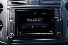 On Volkswagen Officially Unveils Android Auto On