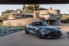 2018 mercedes amg gt and gt c roadster drive review