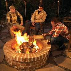 How To Make A Bonfire Pit In Your Backyard how to build a diy pit the family handyman