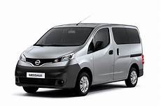 nissan utilitaire nv200 nissan nv200 compact cargo a right sized solution