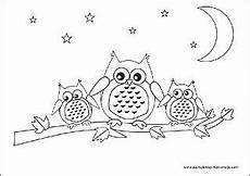 Ausmalbilder Eule Kinder Ausmalbild Eulen Coloring Pages Owl