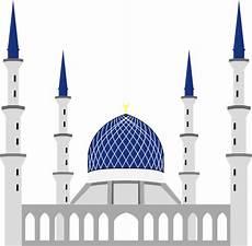 Gambar Vektor Masjid Sultan Salahuddin Abdul Aziz Shah
