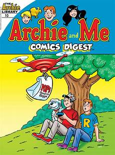 And Me Malvorlagen Comic Preview Archie And Me Comics Digest 10 Comics