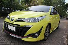 Yaris S Ltd Trd Sportivo At 2019 Yellow Seperti Baru