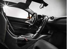 mclaren p1 interior mclaren shows the interior of its p1 supercar