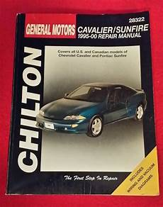 car engine repair manual 2000 chevrolet cavalier engine control chilton repair manual gm cavalier and sunfire 1995 1996 1997 1998 1999 2000 repair manuals