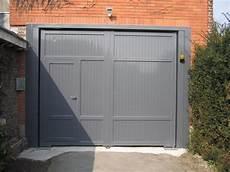 porte de garage aluminium portail et cl 244 ture