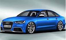 audi rs6 vehicle decorated with ultra light carbon fibre