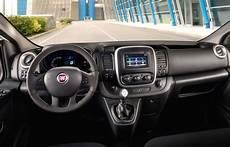 Fiat Talento Transporter Erste Fahrt Daten Preis