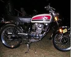 Modifikasi Motor Cb 100 Mesin Tiger by Modifikasi Cb 100 Classic Gelatik Mesin Tiger Terbaru