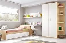 meuble chambre ado chambre moderne ado moderne avec lit gigogne glicerio