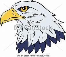 eagle color vector illustration of eagle