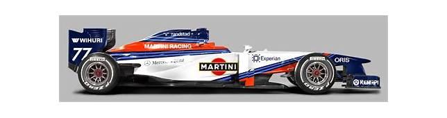 More Martini Williams Concept Liveries