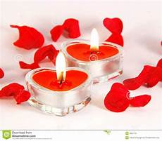 romantik kerzen und candles stock photo image of floral date