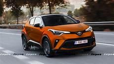 Toyota C Hr 2020 Infos Et Photos Sur Le C Hr Restyl 233
