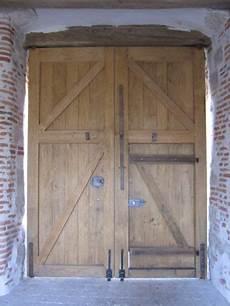 Fabrication Porte Grange Monuments Historiques