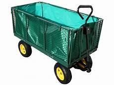 gartenwagen handwagen wagen transportwagen bollerwagen