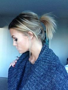 15 ponytail hairstyles for short hair