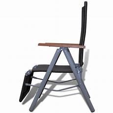 fauteuil de jardin pliable chaise de jardin pliable transat marron fauteuil de jardin pliant white label