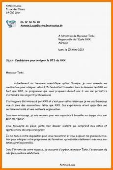 lettre de motivation pour bts en alternance lettre de motivation bts alternance assistant manager modele de cv exemple et type gratuit