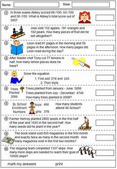 addition problem solving worksheets mreichert kids worksheets
