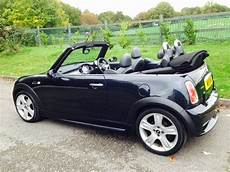 chose this 2007 57 mini one convertible with