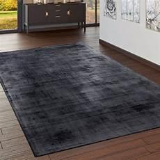 Teppich Handgefertigt Vintage Anthrazit Teppich De