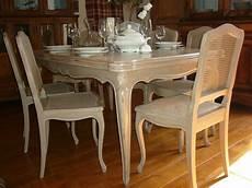 salle à manger louis xv patines et cie relooking de meubles