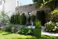 Un Jardin Contemporain Garden Trotter C 244 T 233 Maison