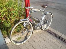 raleigh all steel herrenrad chrom verchromt 26 quot zoll