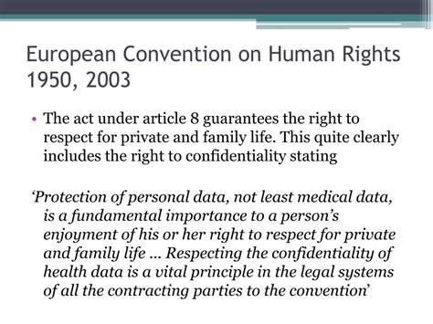 Eu Human Rights Act
