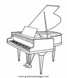 klavier 4 gratis malvorlage in diverse malvorlagen musik