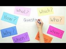 Wie Verwende Ich Die Fragew 246 Rter Richtig Englisch