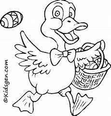 Ausmalbilder Ostern A4 Easter Coloring Page For Images To Color