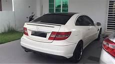 Becquet Mercedes Classe Clc W204 07 14 Mn Automotiv
