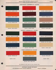 canadian paint codes paint chips dodge trucks automobile club of america