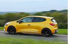 Essai Renault Clio Iv Rs Cup 200 Ch Pour Le Quotidien