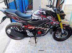 Striping Cb150r Variasi by Foto Desain Cutting Sticker Motor Honda Cb150r Limited