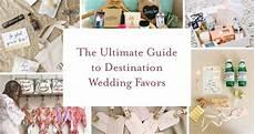 the ultimate guide to destination wedding favors destination weddings blog