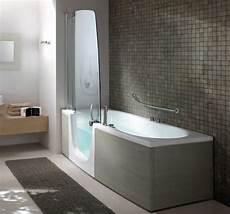 vasche con doccia tenere al caldo in casa doccia vasca con porta