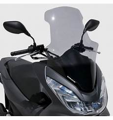 honda pcx 125 14 18 pare brise haute protection touring hp