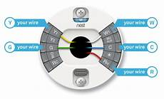 nest thermostat wiring diagram heat how to install your nest thermostat