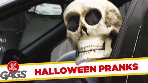 Halloween Pranks Youtube