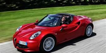 Alfa Romeo 4C Spider  AskMen