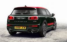 2017 mini jcw clubman all4 the awesomer